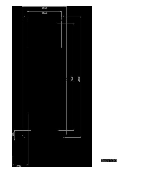 room characteristics Galileo weeding machine 150